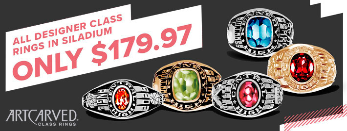High School Class Rings