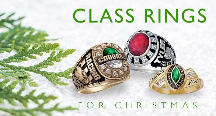 High School Class Rings