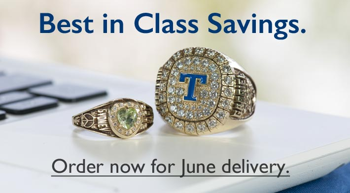 Best in Class Savings - Class Rings Graduation Sale