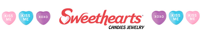 Sweethearts Candies Jewelry