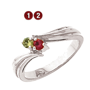 Sterling Silver Endearing Ring