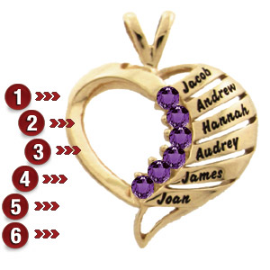 Abundant Love Pendant