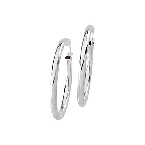26.50mm Classic Hoop Earrings