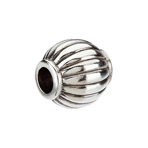 Round Fluted Bead