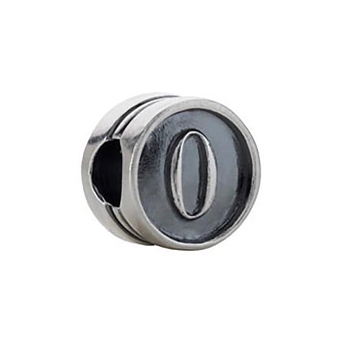 Kera Numeral 0 Cylinder Bead