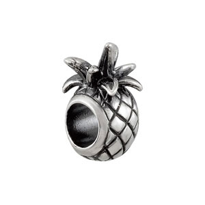 Kera Pineapple Bead Sterling Silver