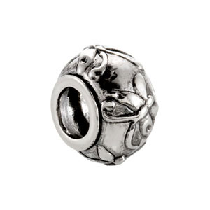 Kera Butterfly Accented Bead