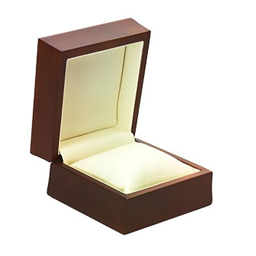 Amber Wood Watch Bangle Box