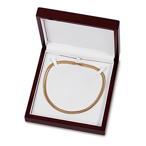Cherrywood Necklace Box