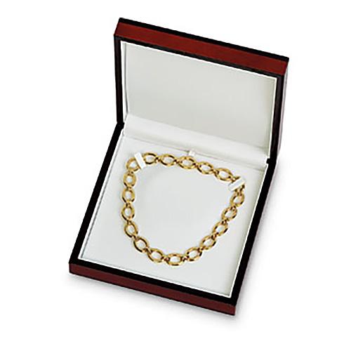 Maple Wood Necklace Box
