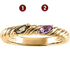 Unity Stackable Ring