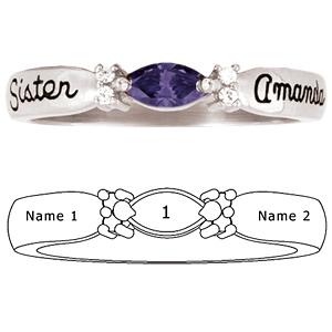 Intriguing Ring