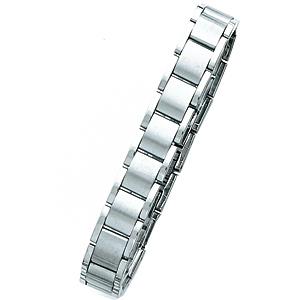 Men's Steel Link Bracelet