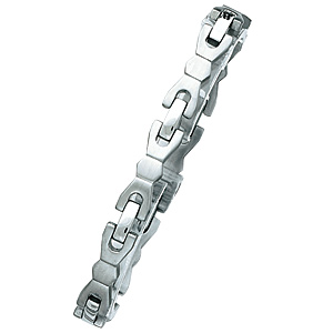 Magnetic Titanium Bracelet 8 to 8 3/4in