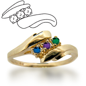 Design Your Own Mothers Rings