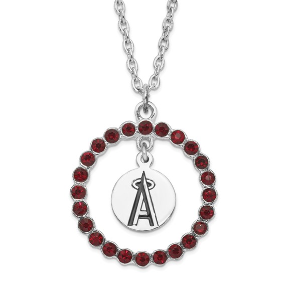 18in Los Angeles Angels Spirit Necklace