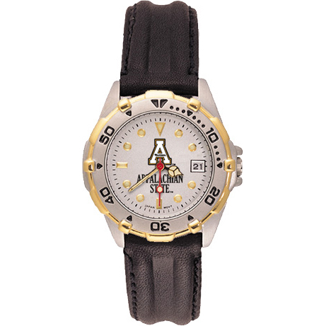 Appalachian State All Star Ladies Leather Watch