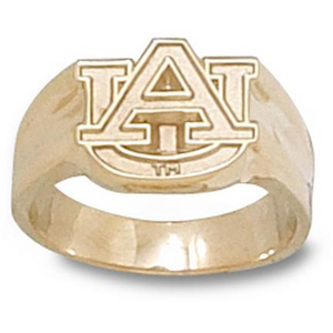 Auburn Tigers Ladies' Ring - 14k Gold