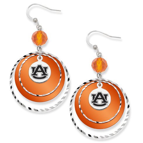 Auburn University Game Day Earrings