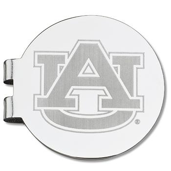 Auburn University Laser Engraved Money Clip