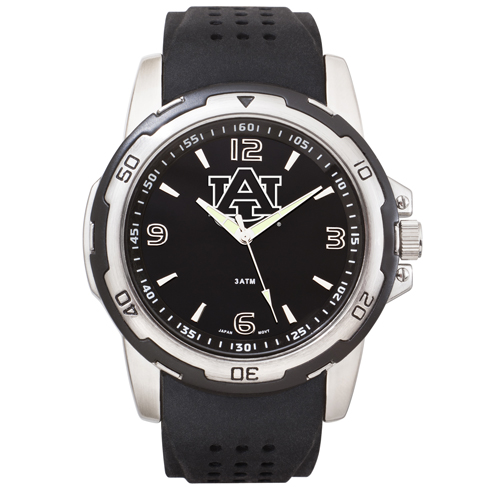 Auburn University Stealth Men's Sport Watch