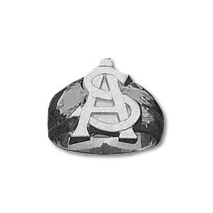 Sterling Silver Arizona State University Men's Ring