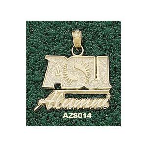 Arizona State 3/4in 14k Alumni Pendant