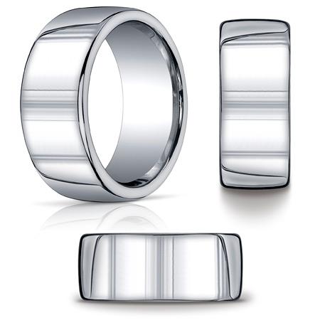Argo Benchmark 10mm Flat Wedding Band