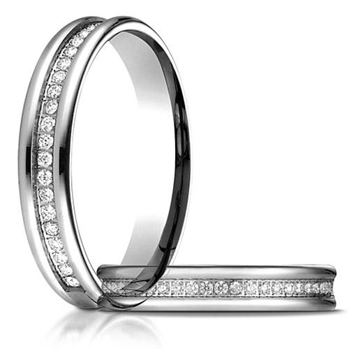 1/4 ct tw 28 Stone Diamond Ring - 14kt White Gold