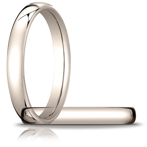 3.5mm Euro Comfort Fit™ Band - 14k Rose Gold