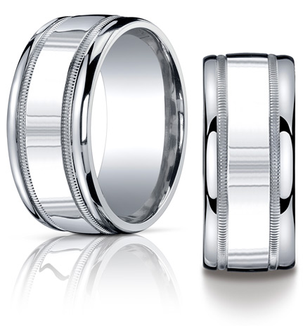 Rushmore - Argo Benchmark 10mm Wedding Band