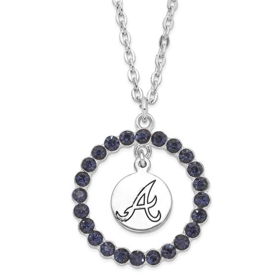 18in Atlanta Braves Spirit Necklace