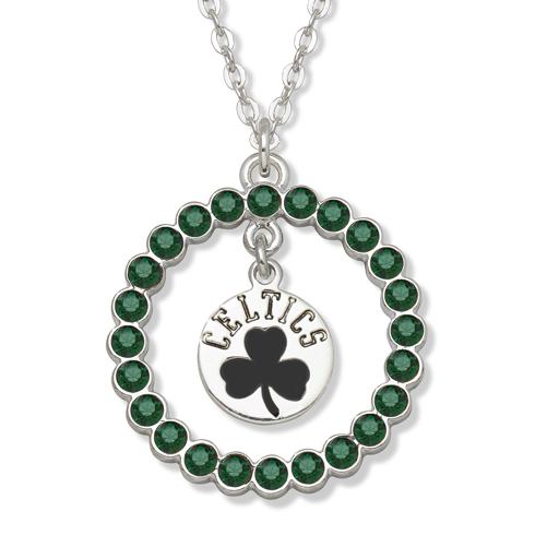 Boston Celtics 18in Spirit Necklace