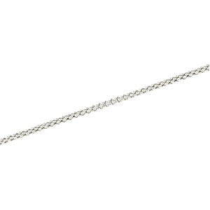 Sterling Silver 16in Popcorn Chain 2.75mm
