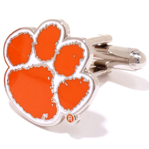 Clemson Tigers Cufflinks