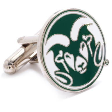 Colorado State Rams Cufflinks