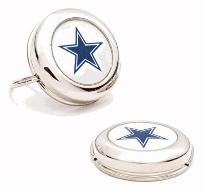 Dallas Cowboys Button Cover