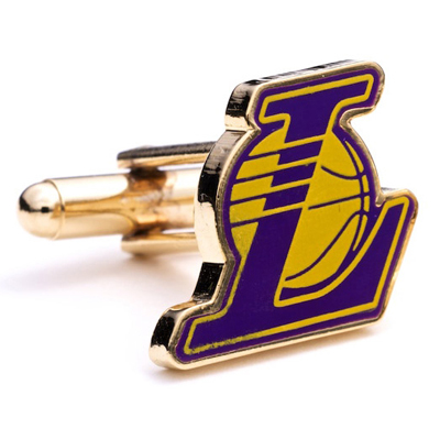 Los Angeles Lakers Cufflinks