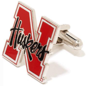University of Nebraska Cufflinks