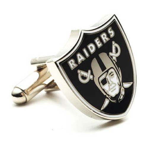 Oakland Raiders Cufflinks