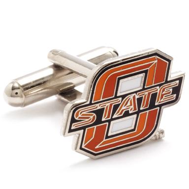 Oklahoma State Cowboys Cufflinks