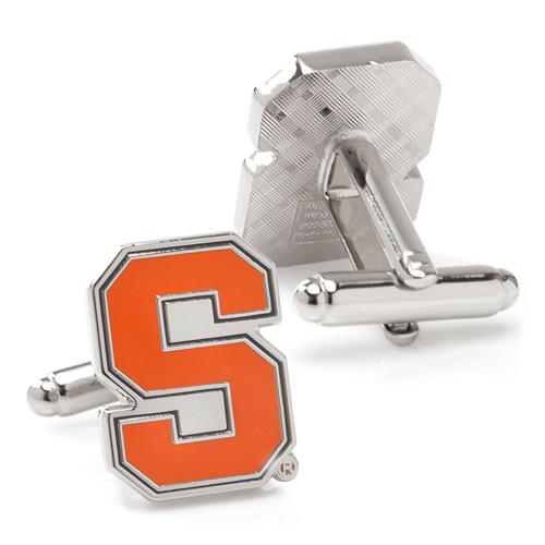 Syracuse Orangemen Cufflinks