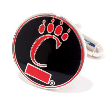 Cincinnati Bearcats Cufflinks