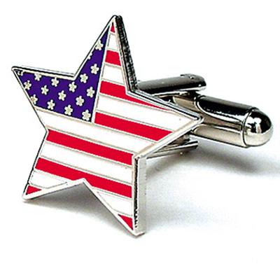 American Star Cufflinks