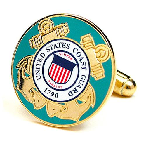 US Coast Guard Cufflinks