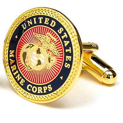 US Marines Cufflinks