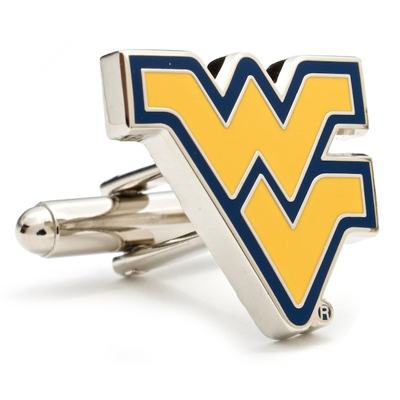 West Virginia Cufflinks