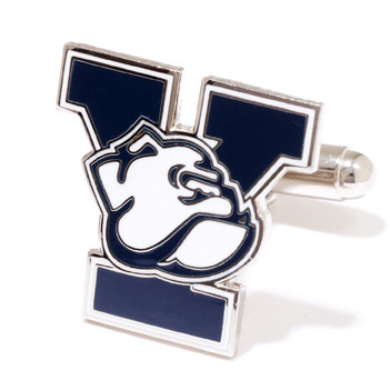 Yale Bulldogs Cufflinks