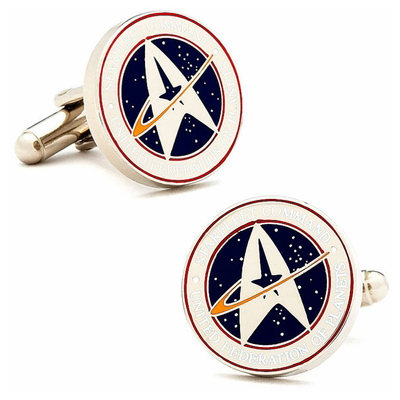 Star Trek Star Fleet Command Cufflinks