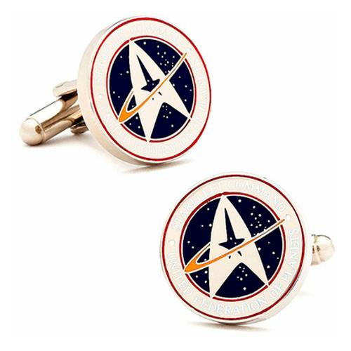 Star Trek Star Fleet Command Cufflinks